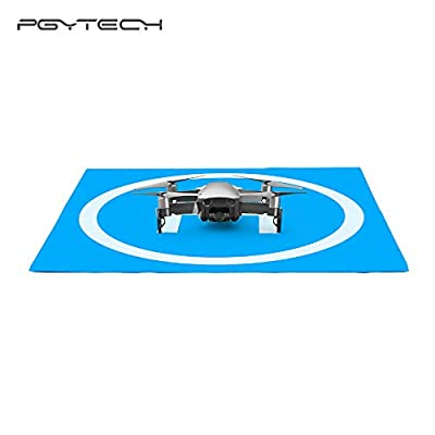 PGYTECH Portable Foldable Landing Pad For DJI Mavic Air&Pro/Spark/Phantom/Xiaomi Drone Quadcopter parts drone Accessories from PGYTECH