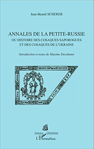 Annales de la Petite-Russie