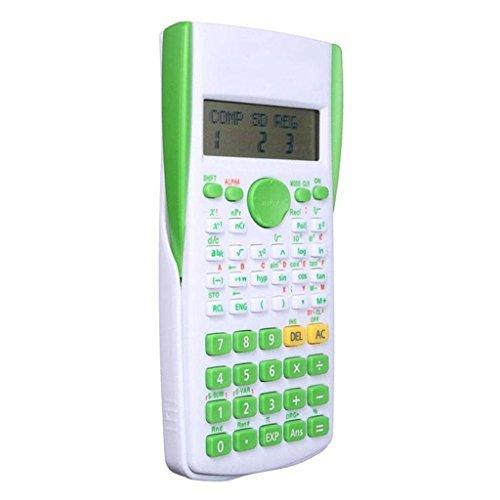 Multifunktionaler Taschenrechner, Test - Spezifischer Taschenrechner, Taschenrechner, Green