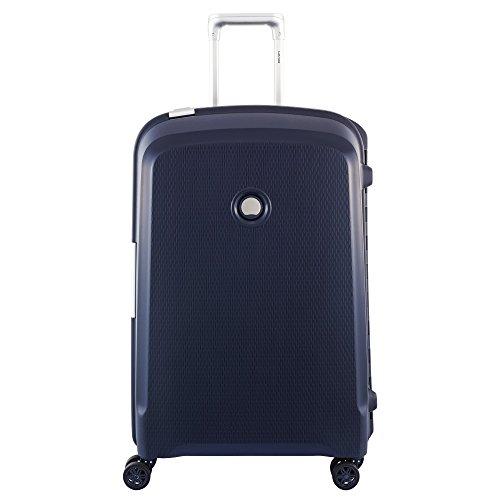 DELSEY PARIS BELFORT PLUS Koffer, 70 cm, 92 liters, Blau (Bleu)