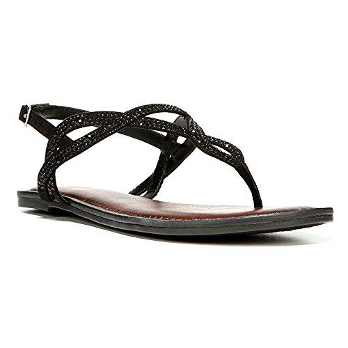 Fergalicious Sylvia Femmes Toile Sandale Black