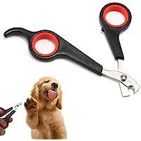 Houkiper Uñas de uñas para Mascotas Tijeras de peluquería para Perros Color Aleatorio