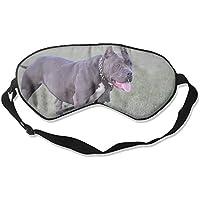 Pit Bull 99% Eyeshade Blinders Sleeping Eye Patch Eye Mask Blindfold For Travel Insomnia Meditation preisvergleich bei billige-tabletten.eu
