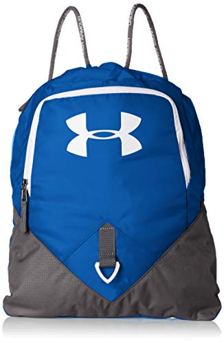 Under Armour UA Undeniable Sackpack Bolsa de Equipaje, Unisex Adulto, Azul (400),...
