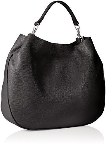 Bags4Less - Dunya, Borse a tracolla Donna Grigio (Dunkelgrau)