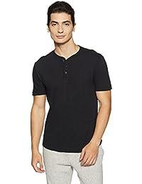 GAP Men's Solid Regular Fit T-Shirt