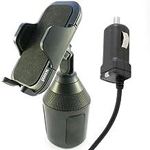 Kunststoff Doppelt Loch Getr/änkehalter Halterung f/ür Fahrzeug- yaonow Auto Getr/änkehalter automatisch LKW