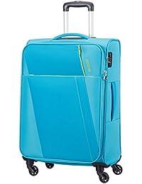AMERICAN TOURISTER Joyride - Spinner 69/25 Expandable Equipaje de mano, 69 cm, 67 liters, Azul (Hawaii Blue)
