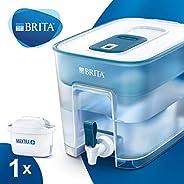 Dystrybutor z filtrem BRITA FLOW Maxtra+ Pure Performance, poj. 8,2l, smaczna, czystsza woda bez chloru i zani