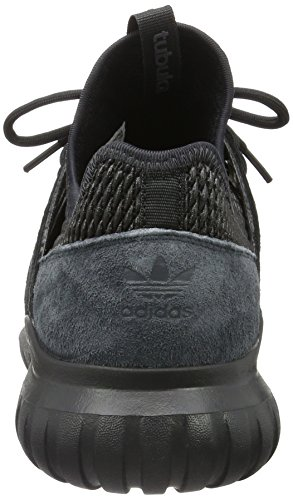 adidas Tubular Radial, Chaussures de Running Compétition Homme, Schwarz Noir (Core Black/Dark Grey)