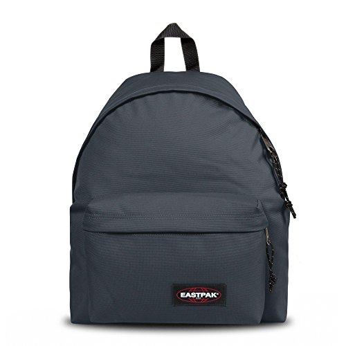 Eastpak Padded Dok'R - Mochila para portátiles y netbooks (Azul, Monótono, Poliamida, Front pocket, Cremallera)
