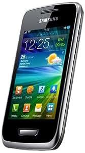 Samsung Wave Y GT-S5380SSAXEF Smartphone 3G+/HSDPA/Quadribande GPS Bluetooth Wifi Bada 2.0 Noir