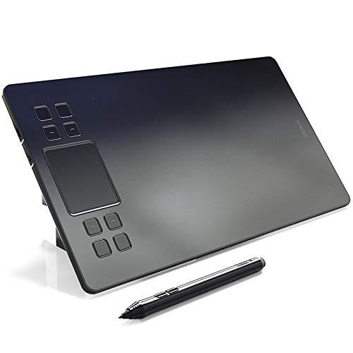 LHXHL 10x6 Zoll Digitale Elektronische Zeichenbrett Intelligente Geste Touch Handbemalte Bord Ultradünne Tablette 8192 Passiver Stift kompatibel Mit Win Und Mac-Systemen