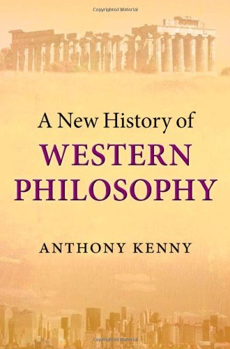 A New History of Western Philosophy unknown Edition by Kenny, Anthony [2010]
