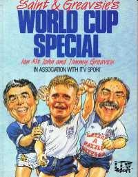 World Cup Special (Saint & Greavsie football series) por Ian St.John