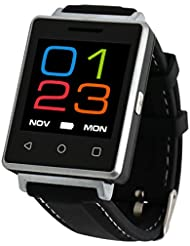 Fitness Tracker Pulse Pulso / Smartwacth De Mujer / Smartwatch DeporteFitness Tracker Watch / MUJG7 Reproducción De Vídeo MP4 Cámara Remota Bluetooth - Plata