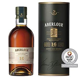 Aberlour 16 Year Old Double Cask Matured Single Malt Scotch Whisky, 70 cl by Aberlour