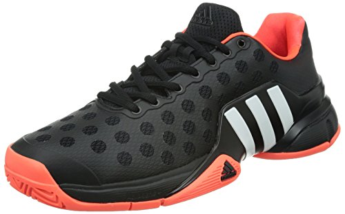 adidas Barricade 2015 B25429 Herren Tennisschuhe/Indoor Schuhe/Allcourt Schuhe Schwarz 40