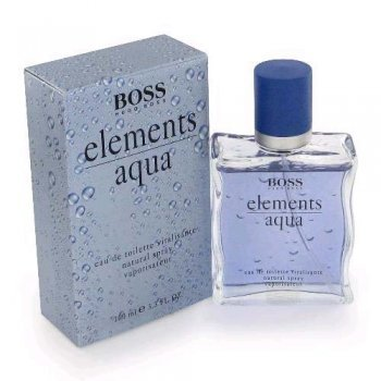 Hugo Boss Elements Aqua Herren 100 ml EDT Spray