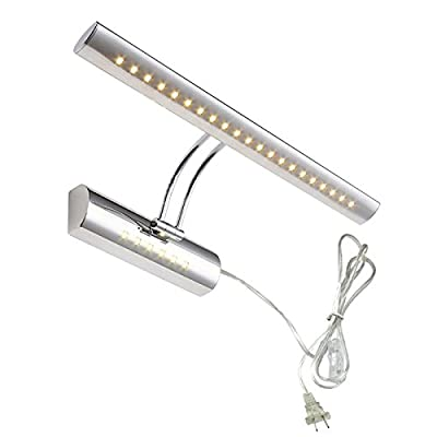 Dailyart 8017 7W Warm white Plug in mirror front lamp