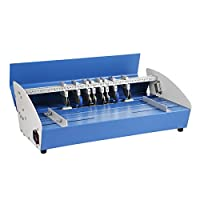 """MosaicAL 20.5"""" 520mm Electric Creasing Machine 3 in1 Heavy Duty Paper Creaser Scorer Electric Paper Creaser Perforator for Paper Card Book Scoring (20.5"""" 520mm Electric)"""