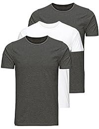 Jack and Jones Men's Basic O-Neck Tee  Short Sleeve T-Shirt
