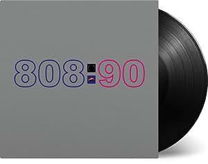 808:90 (expanded) (Gatefold sleeve) [180 gm 2LP black vinyl]