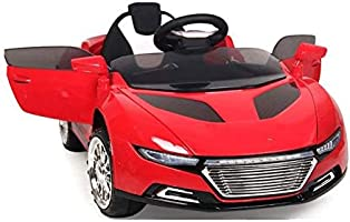 Remote Controlled Racing Audi Style Ride On Car, Red [RE228-R]