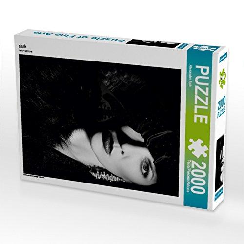 CALVENDO Puzzle dark 2000 Teile Lege-Größe 67 x 90 cm Foto-Puzzle Bild von Alexander Bob