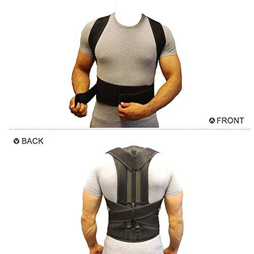 Zoom IMG-1 indietro correttore posturale clavicola e