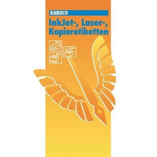 Preisvergleich Produktbild TOP STICK 8706 Universal-Etiketten, 70 x 37 mm, weiß, 100 Blatt