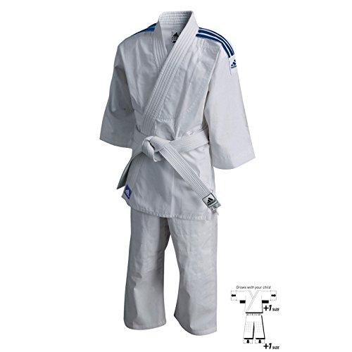 Adidas Evolution Judo Junior - White–Judo Kimono, white, 150 / 160 cm
