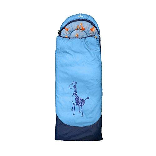 Schlafsack für Kinder Dream Express von outdoorer - idealer Reisebegleiter für den Urlaub mit Kindern (Jugend-express)