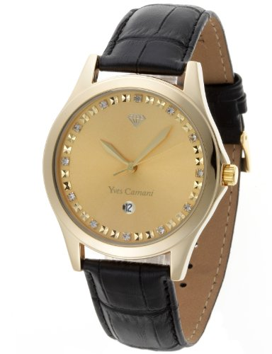 Montres Bracelet - Homme - Yves Camani - G4G4YC1028-A