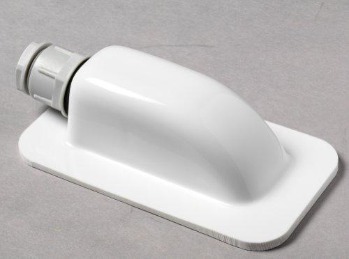 Preisvergleich Produktbild Westech® Dachdurchführung für 1 Kabel - Für KFZ Wohnmobil etc