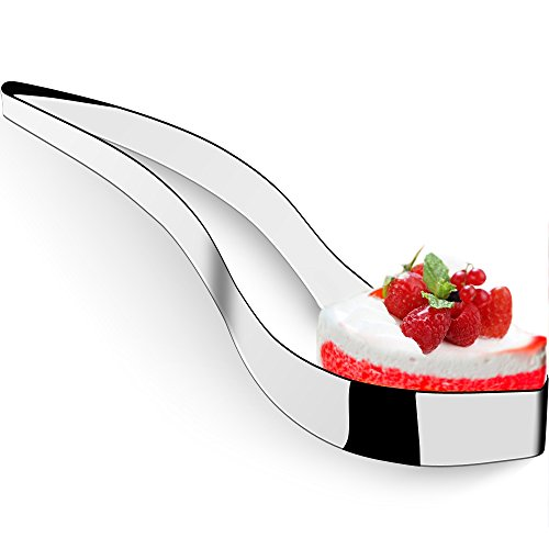 REFAGO Cake Server Stainless Steel Perfect for Most Cakes, Pies, and Pastries Pie Pastry Server