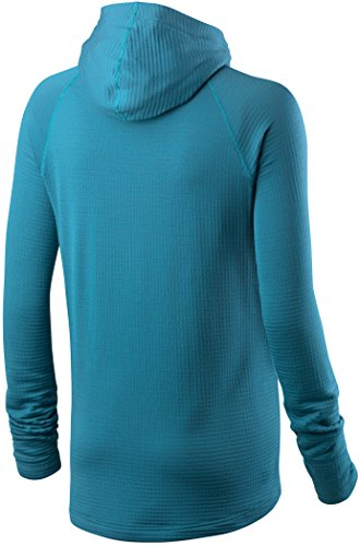 Houdini Womens Wooler Houdi midwinter blues