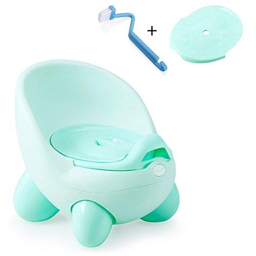 Toilettes pour enfants Bébé Toddler Potty Formation Toilettes Ladder Seat Steps Assistant Potty pour Enfant Enfant Toilette (Vert) Bébé/Toddler Ride Potty Formation Chaise (Couleur : C)