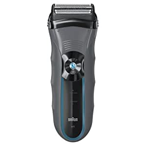 Braun Cruzer 6 Clean Shave All Beards Shaver (Gray/Black)