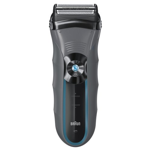Braun Cruzer 6 Clean Shave All Beards Shaver (Gray/Black)  available at amazon for Rs.3899
