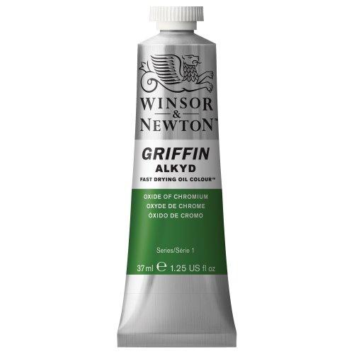 winsor-newton-griffin-alkyd-peintureoxyde-de-chrome