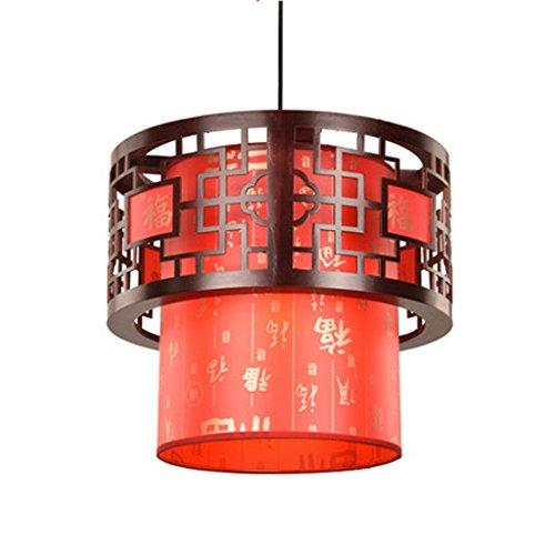 taomi-homw-eclairage-chinois-antique-peau-de-mouton-restaurant-classique-bois-balcon-couloir-couloir
