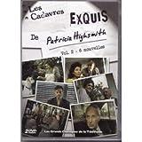 Les Cadavres exquis de Patricia Highsmith, Vol.2 - Coffret 2 DVD [Edizione: Francia]
