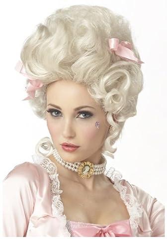 California Fancy dress costumes Womens Marie Antoinette Wig