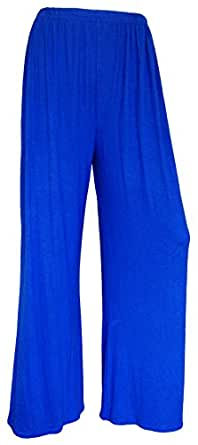 F4U Damen Hose Medium/Large Gr. S/M (34-36), königsblau