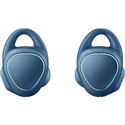Samsung Gear IconX Dentro de oído Binaurale Inalámbrico Azul - Auriculares (Binaurale, Dentro de oído, Azul, Digital, Inalámbrico, Bluetooth)
