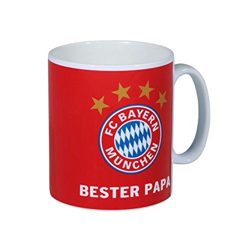 FC Bayern München Kaffeetasse, Tasse, Sprüchetasse, Mottotasse (Münchens wahre Liebe)