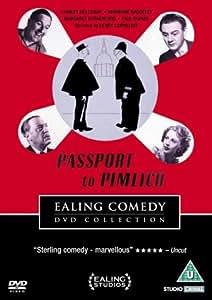 Passport To Pimlico [DVD]
