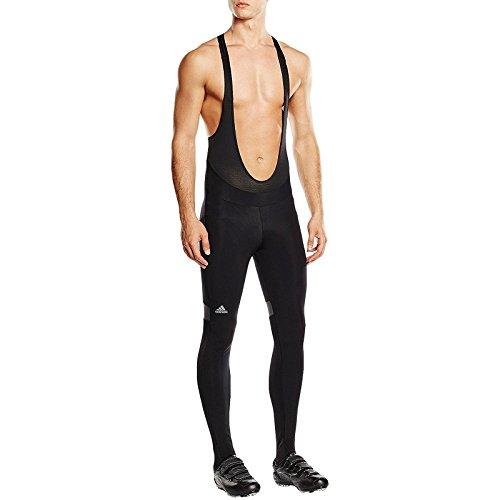 adidas Infinity BibTight Men black Größe XS 2016 Trägerhose lang