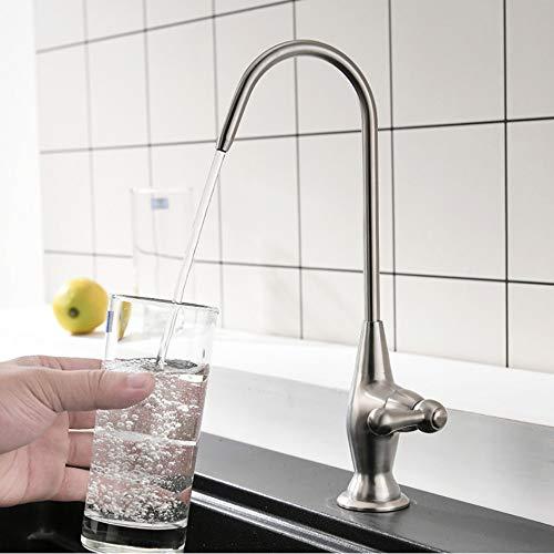 Lddpl Grifo Filtro De Agua Del Grifo 304 De Acero